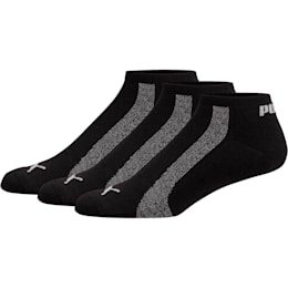 Men's No Show Bamboo Socks [3 Pack]